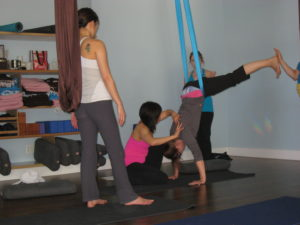 Aerial Yoga Teacher Training san jose