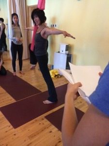TYS® Aerial Yoga Teacher Training