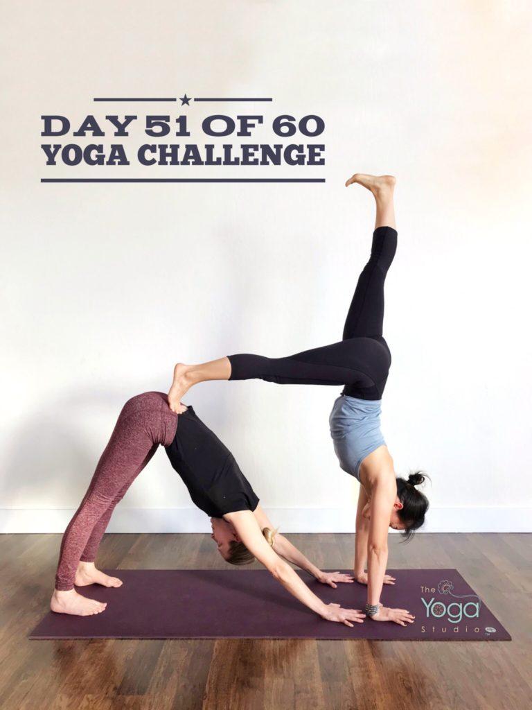 Yoga Challenge 46 Osoby  ABC News