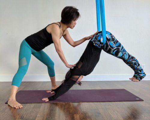 TYS™ Aerial Yoga