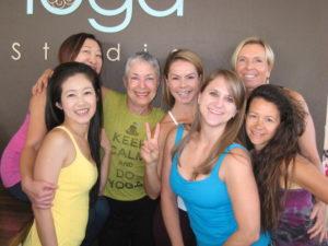 TYS® Aerial Yoga Teacher Training in Campbell,